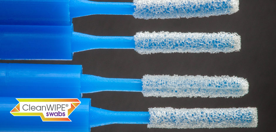 CleanWIPE® Swabs - Cleanroom Swabs