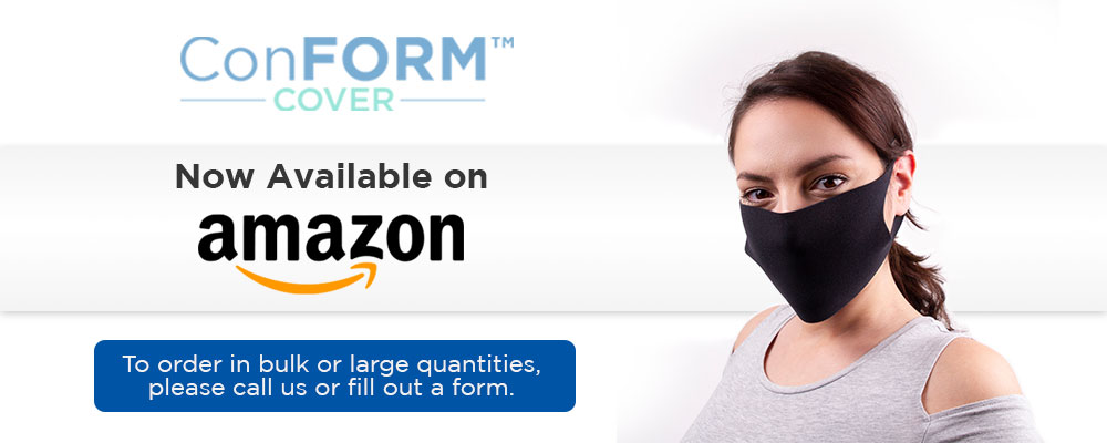 ConFORM Covers are now available on Amazon